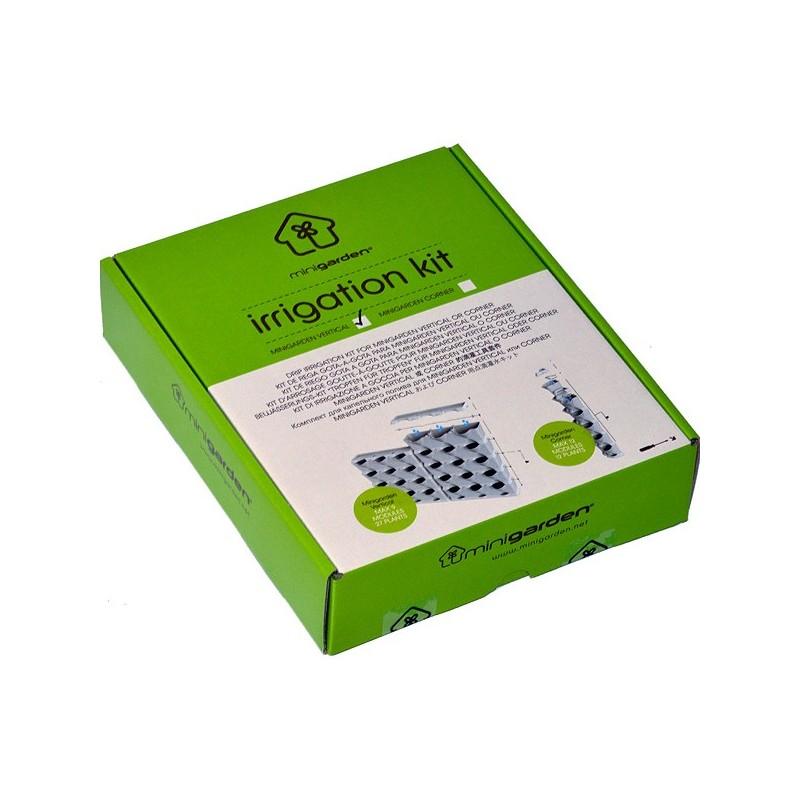Kit di irrigazione minigarden vertical faregiardini for Kit irrigazione automatica