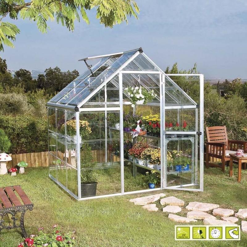 verdemax serre per giardino faregiardini. Black Bedroom Furniture Sets. Home Design Ideas
