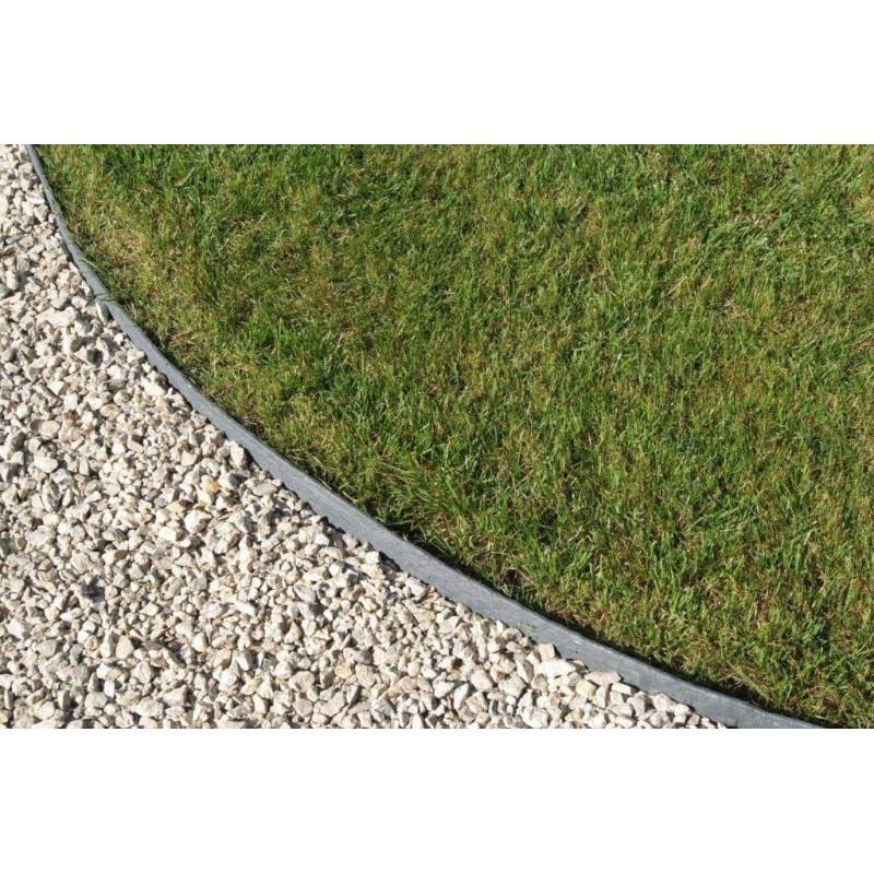 Bordura per aiuole ecolat da 25 metri faregiardini for Bordura giardino