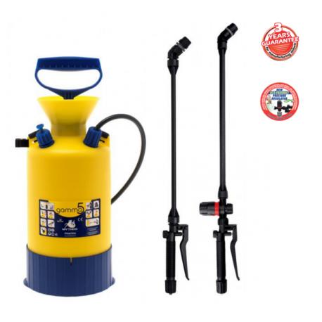 Pompa a pressione gamma 10 8 5 lt for Pompe per laghetti esterni