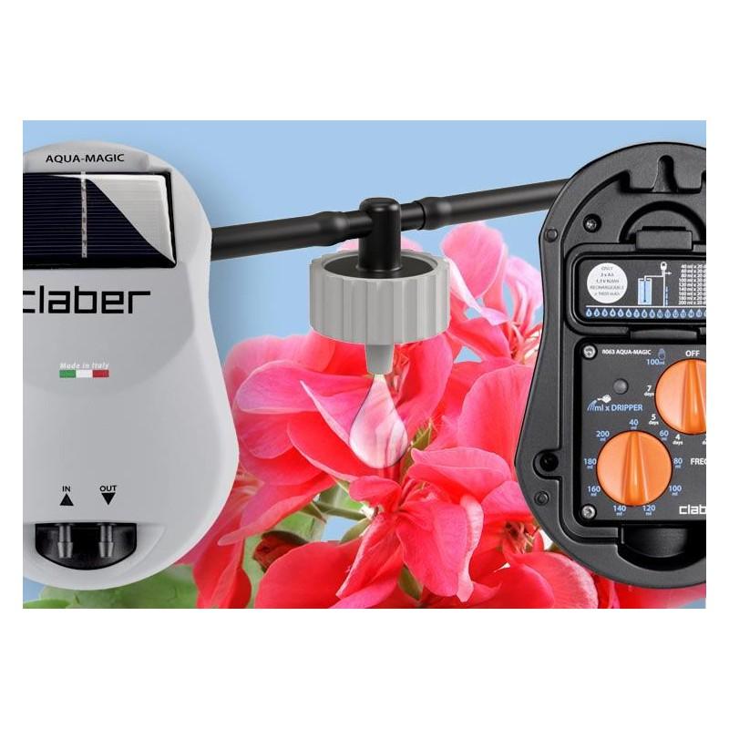 Claber claber aqua magic system per l 39 irrigazione di for Kit irrigazione automatica