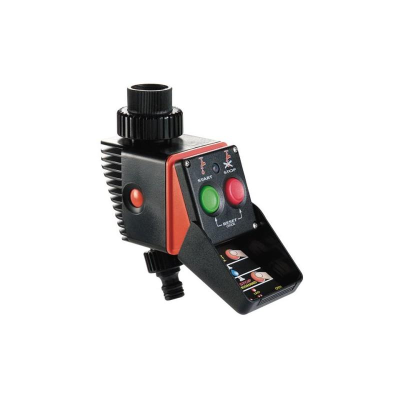 Programmatore pratico for Programmatore irrigazione a batteria claber