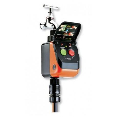 Programmatore pratico plus for Programmatore irrigazione a batteria claber