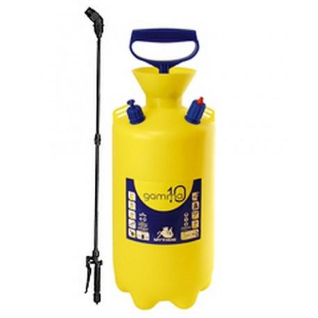 Pompa a pressione gamma 10 8 5 lt for Irrigatori nelson
