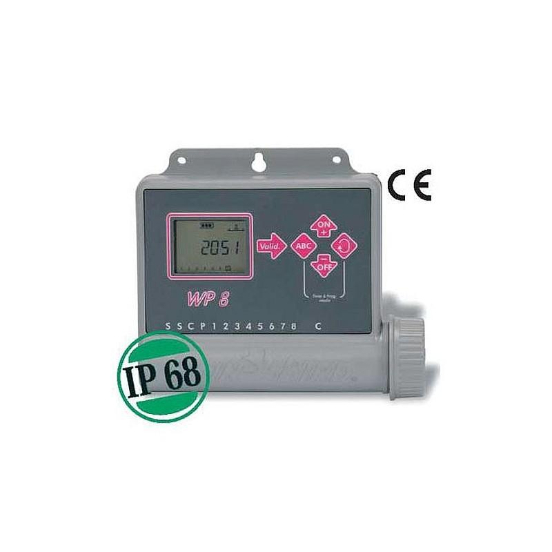 programmatore a batteria rain bird wp 2