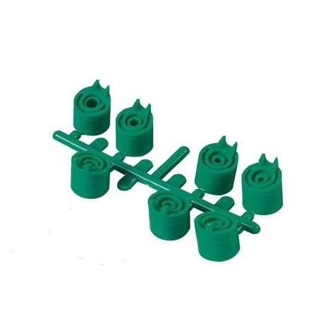 Set di ugelli verdi a bassa traiettoria 13 for Irrigatori nelson