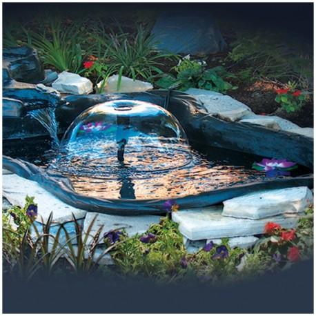 Sicce kit per laghetti flessibili happy pond faregiardini for Kit per laghetto