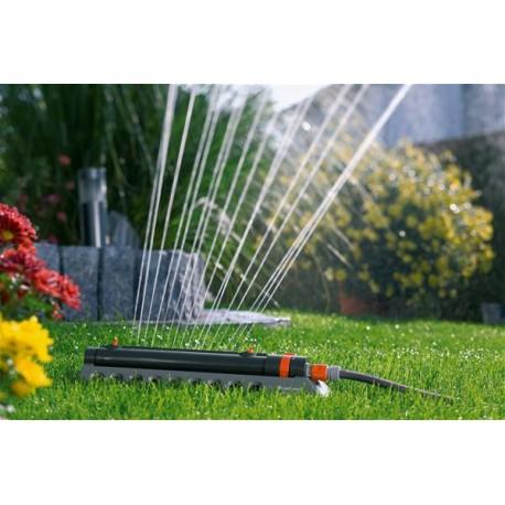 Gardena - Irrigatore Oscillante AquaZoom 250/2