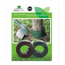 Lacogreen - Collare protettivo per alberi confezione da 3 pz
