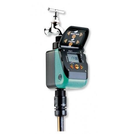 Claber Aquauno Video Plus - Programmatore a Batteria da collegare al rubinetto