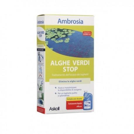 Ambrosia - Alghe verdi Stop
